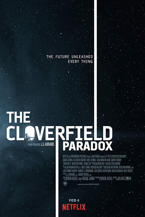 The Cloverfield Paradox [2018 USA Movie] Horror, Mystery