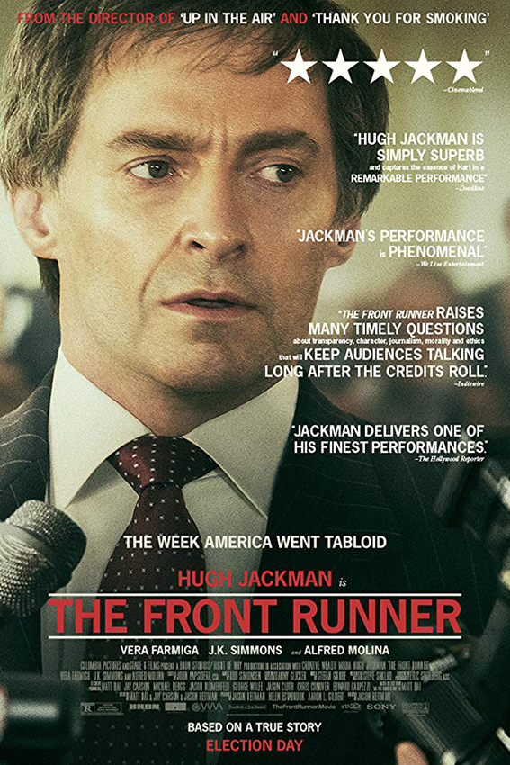 The Front Runner [2018 USA Movie] Drama, Political, Thriller