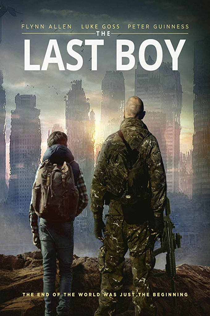 The Last Boy [2019 UK Movie] Drama, Sci Fi