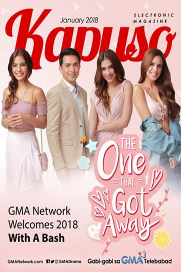The One that Got Away [2018 Philippines Series] 48 episodes END (5) Drama, Romance