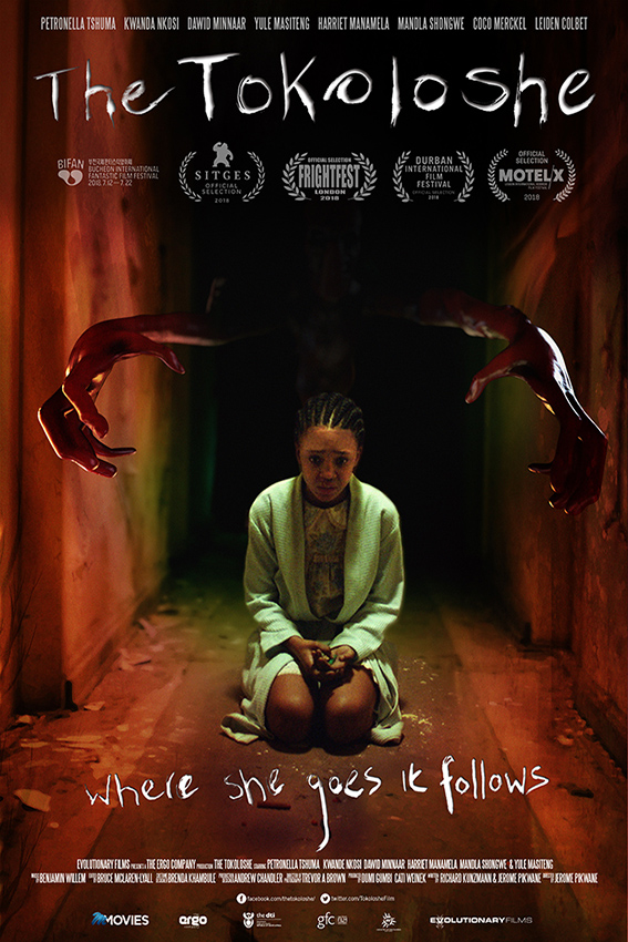 The Tokoloshe [2019 South Africa Movie] English, Horror