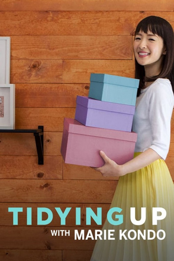 Tidying Up With Marie Kondo [2019 USA Series] 8 episodes END (2) Reality TV