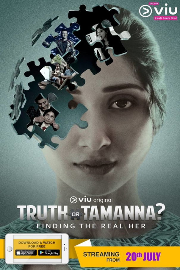 Truth or Tamanna? [2018 India Series] 13 episodes END (2) Romance, Thriller