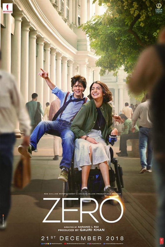Zero [2018 India Movie] Hindi, Comedy, Romance