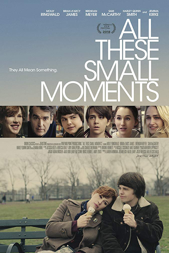 All These Small Moments [2018 USA Movie] Drama