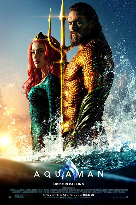 Aquaman [2018 USA Movie] Action