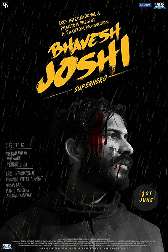 Bhavesh Joshi Superhero [2018 India Movie] Hindi, Action, Drama