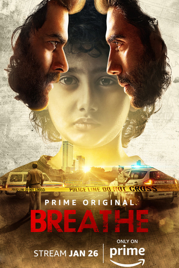 Breathe [2018 India Series] 16 episodes END (2) Drama, Thriller, Crime