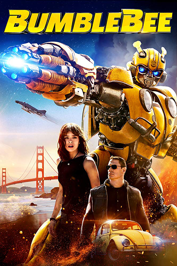 Bumblebee [2018 USA Movie] Action, Sci Fi