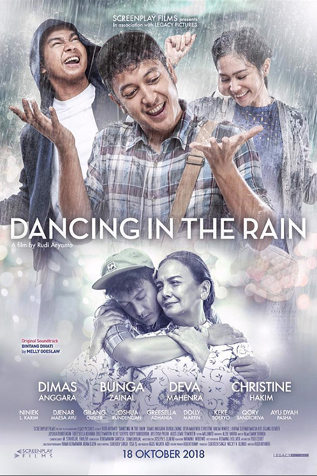 Dancing in the Rain [2018 Indonesia Movie] Drama
