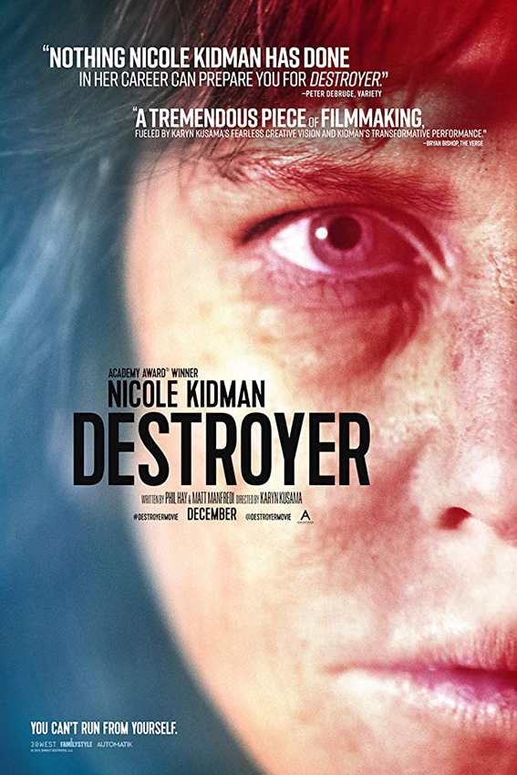 Destroyer [2018 USA Movie] Action, Crime