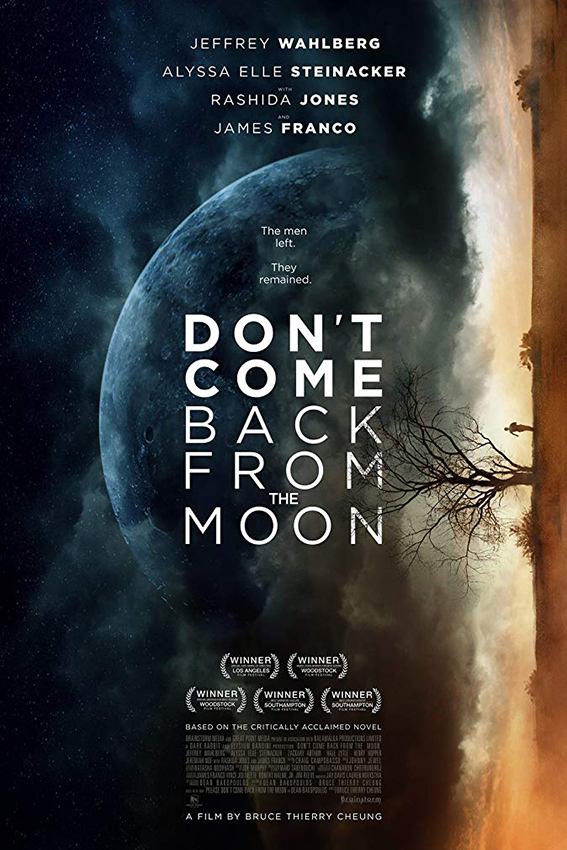 Don't Come Back from the Moon [2017 USA Movie] Drama, Sci Fi