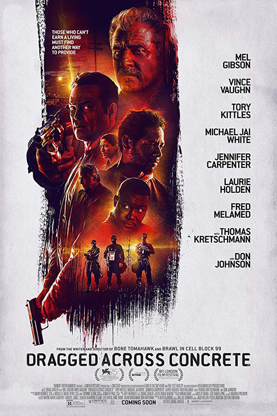 Dragged Across Concrete [2018 USA, Canada Movie] Action, Crime