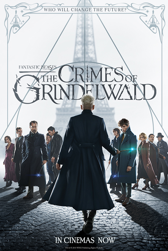 Fantastic Beasts: The Crimes of Grindelwald [2018 USA Movie] Action, Fantasy