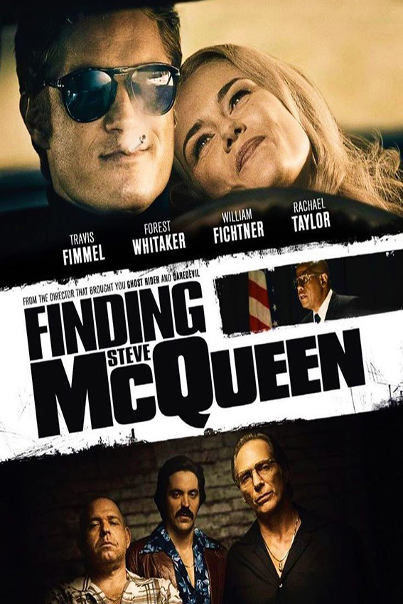 Finding Steve McQueen [2018 USA Movie] Crime, Romance