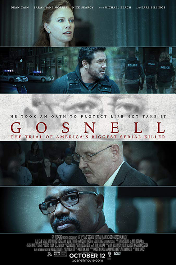 Gosnell: The Trial of America's Biggest Serial Killer [2018 USA Movie] Crime, Drama