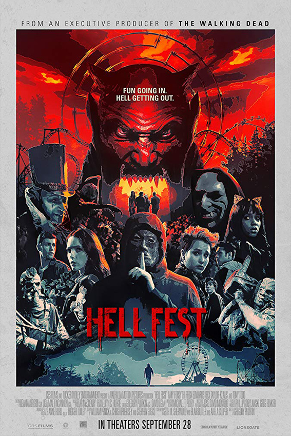 Hell Fest [2018 USA Movie] Horror
