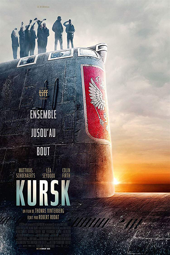 Kursk [2019 Belgium, Luxrmbourg Movie] English, Action, True Story