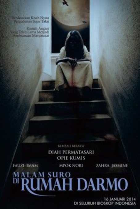 Malam Suro Di Rumah Darmo [2014 Indonesia Movie] Horror