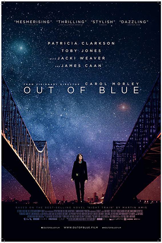 Out of Blue [2019 USA, UK Movie] Crime, Drama, Mystery