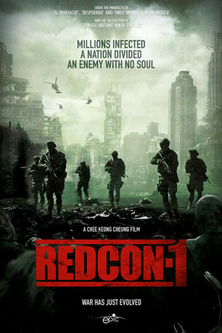 Redcon-1 [2018 UK Movie] Action, Horror, Thriller