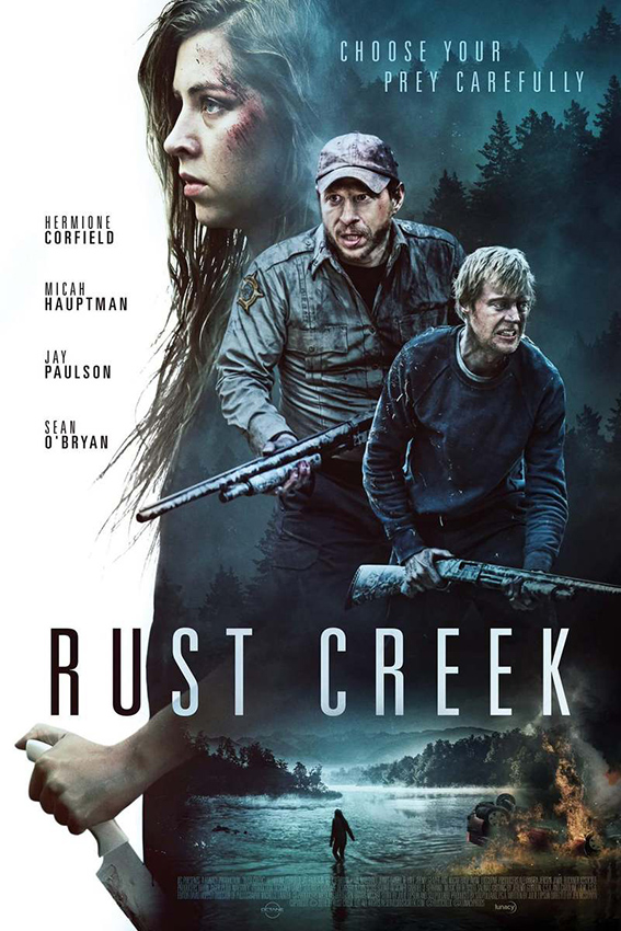 Rust Creek [2018 USA Movie] Drama, Thriller
