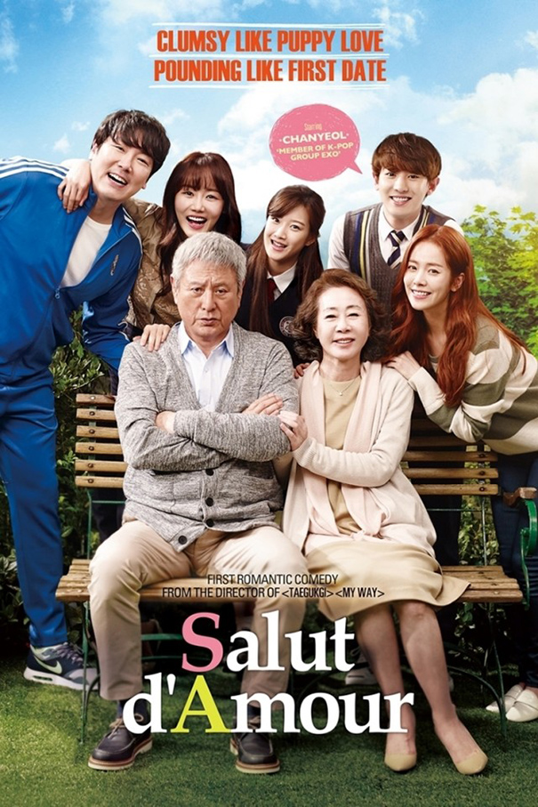 Salut D'Amour [2015 South Korea Movie] Drama