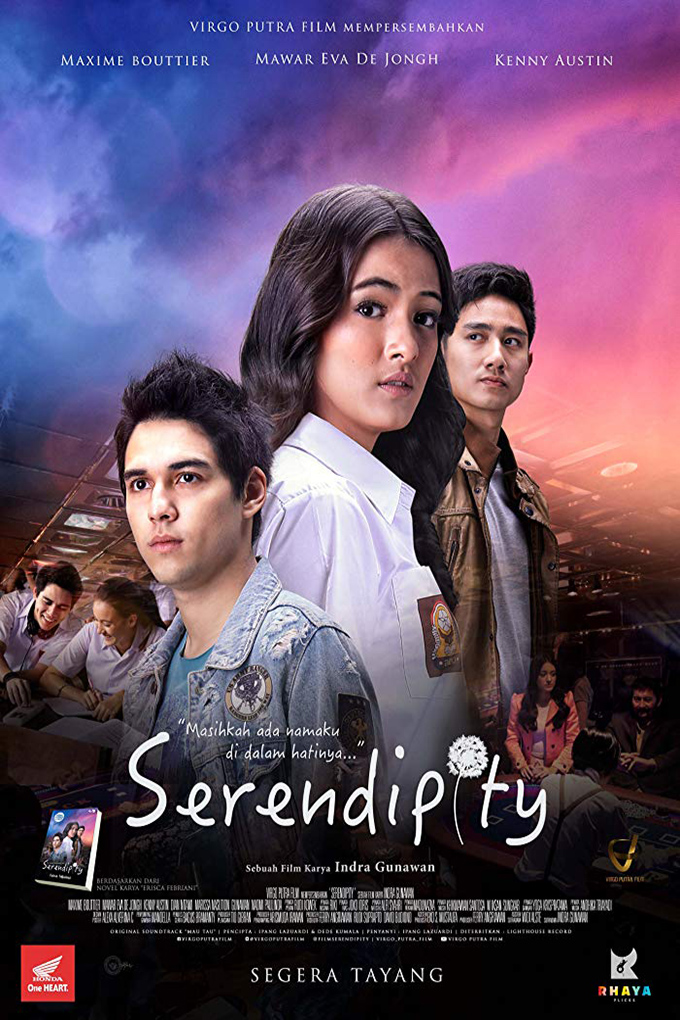 Serendipity [2018 Indonesia Movie] Drama, Romance
