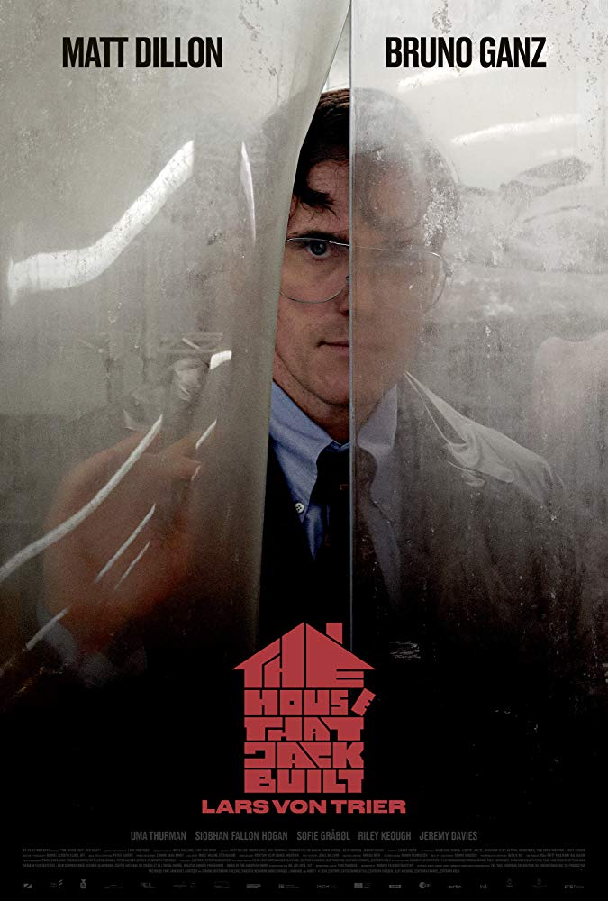The House That Jack Built [Denmark | France | Germany | Sweden | Belgium] Crime, Horror, English