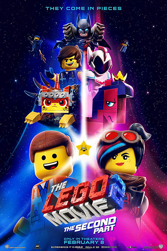 The Lego Movie 2: The Second Part [2018 USA Movie] Animation, Family