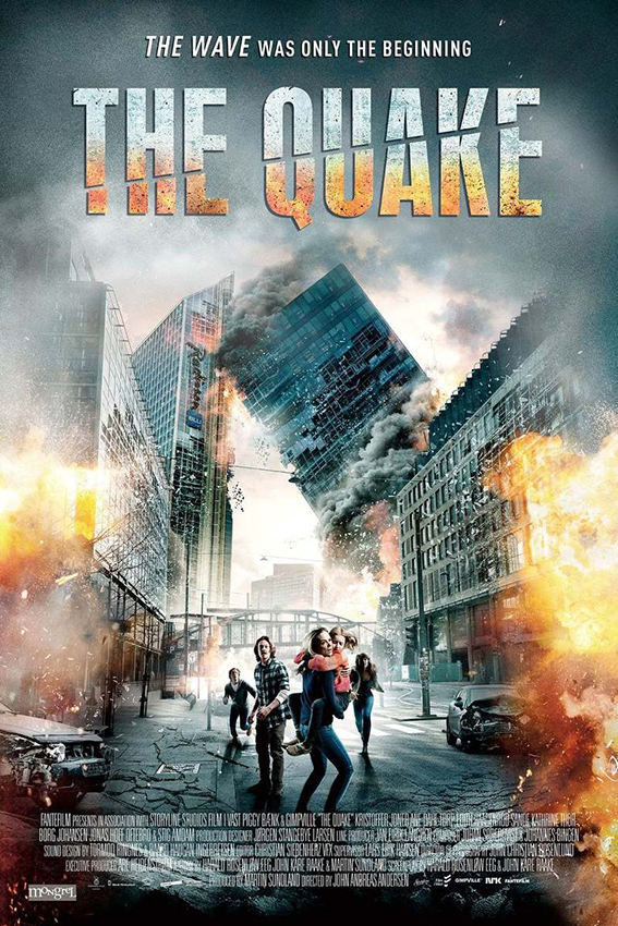 The Quake [2018 Norway Movie] Action, Thriller