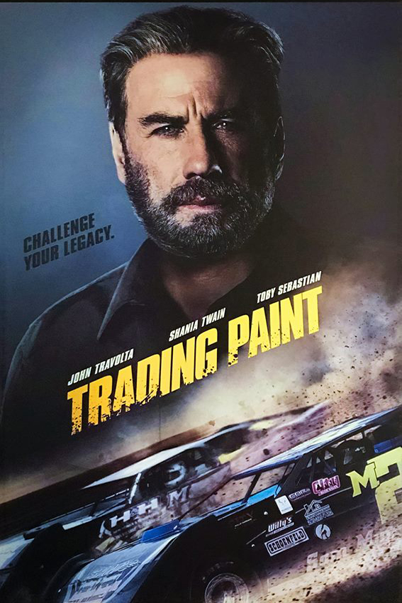 Trading Paint [Spain, Italy, UK Movie] Action, Sport, Thriller