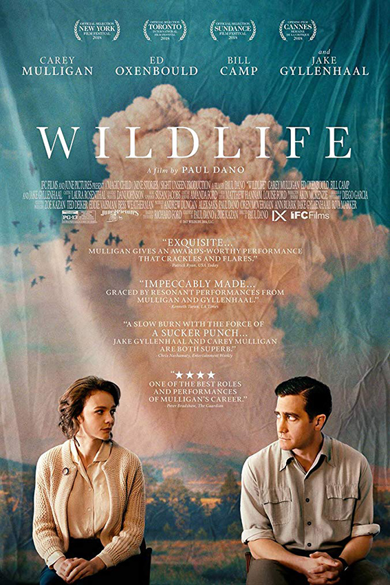 Wildlife [2018 USA Movie] Drama