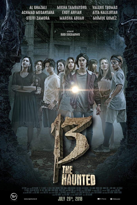 13 The Haunted [2018 Indonesia Movie] Horror