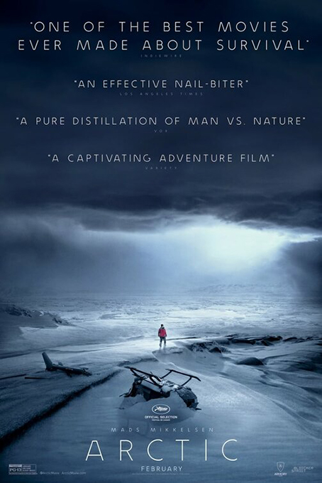 Arctic [2018 Iceland Movie] English, Thriller, Adventure