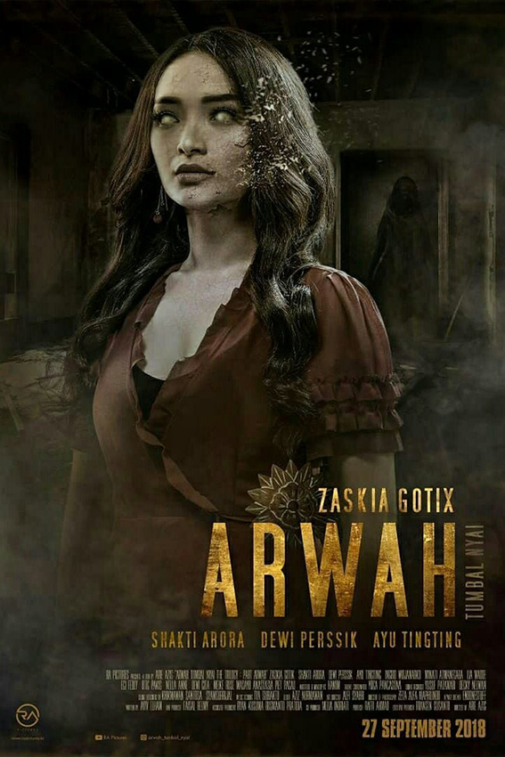 Arwah Tumbal Nyai: Part Arwah [2018 Indonesia Movie] Horror