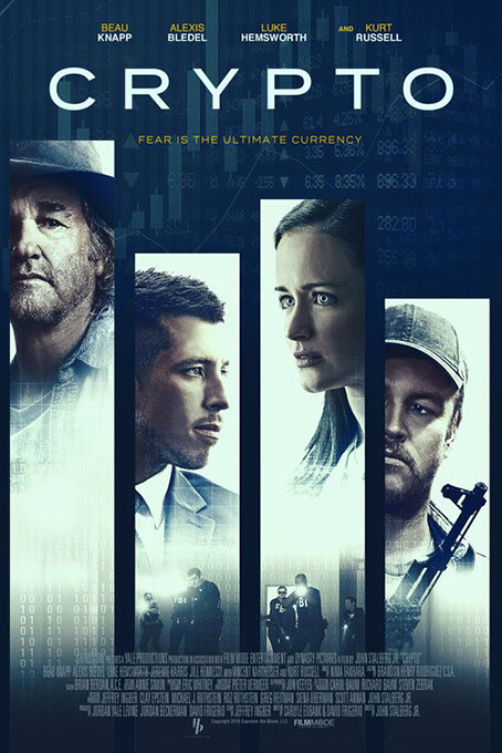 Crypto [2019 USA Movie] Crime, Drama, Thriller