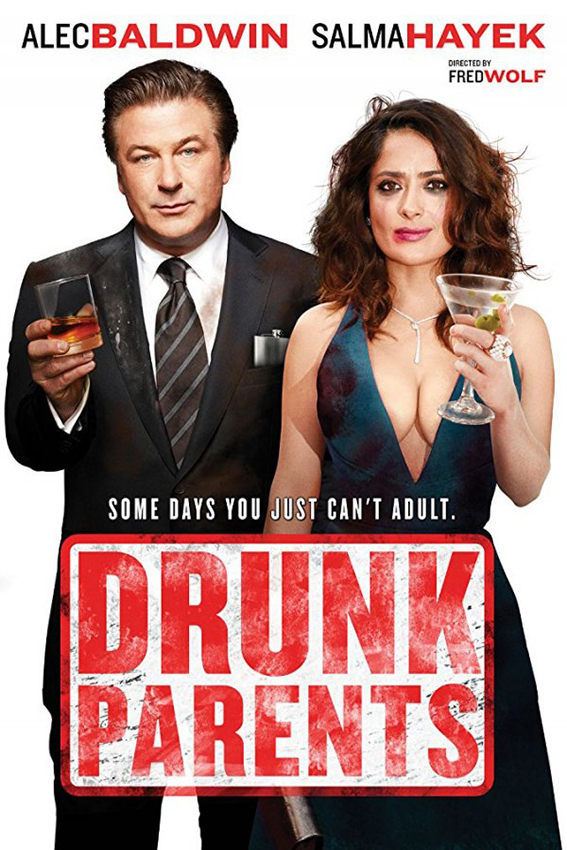 Drunk Parents [2019 USA Movie] Comedy