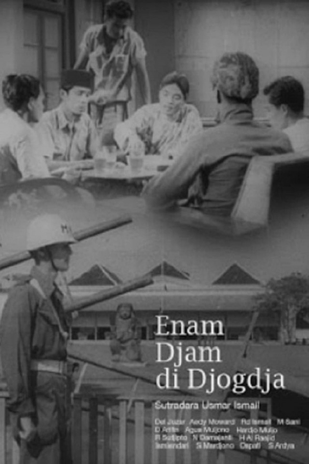 Enam Djam Di Djogja [1951 Indonesia Movie] Drama