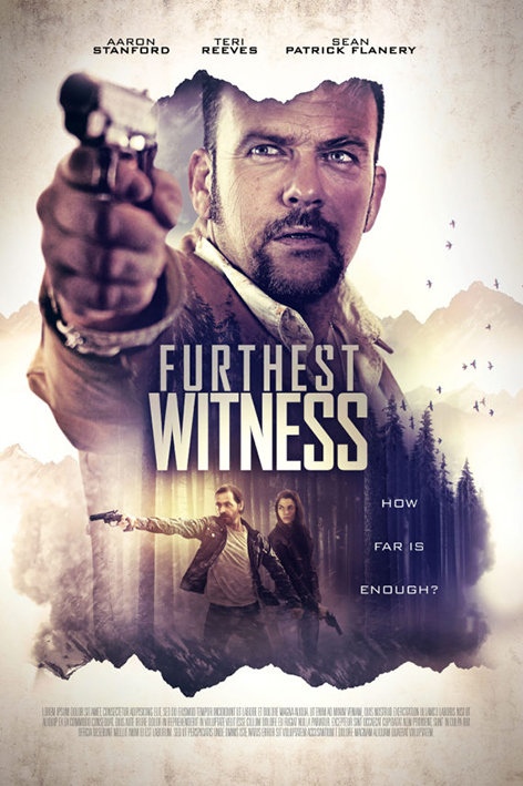 Furthest Witness [2017 USA, UK Movie] Crime, Thriller