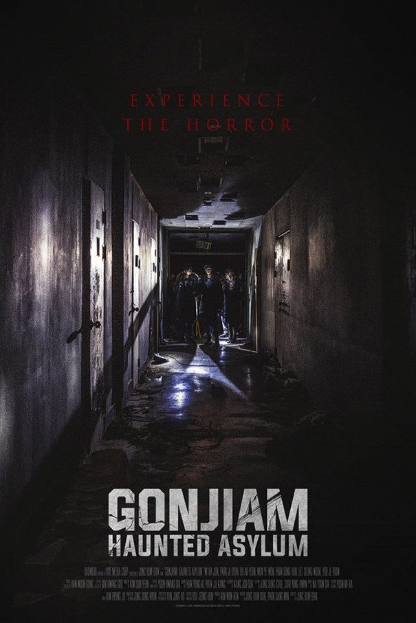 Gonjiam: Haunted Asylum [2018 South Korea Movie] Horror, Mystery