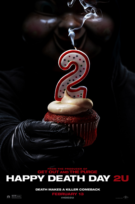 Happy Death Day 2U [2019 USA Movie] Horror, Thriller