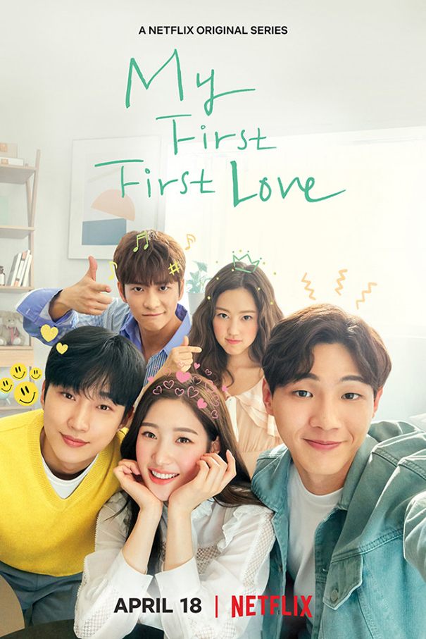 My First First Love [2019 South Korea Series] 8 episodes END (2) Romance, Comedy