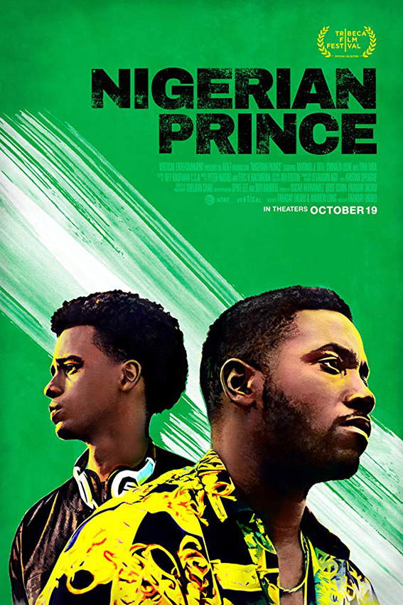 Nigerian Prince [2018 USA, Nigeria Movie] Drama, Thriller