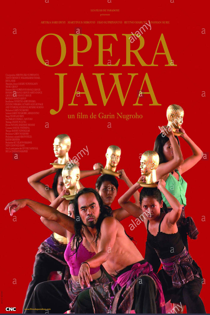 Opera Jawa [2006 Indonesia Movie] Drama, Romance, Music