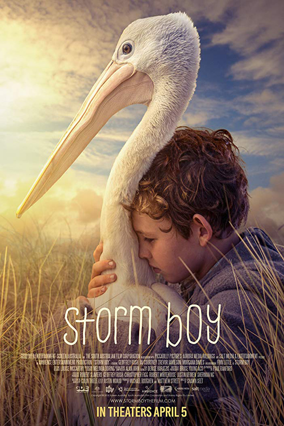Storm Boy [2019 USA Movie] Adventure, Family