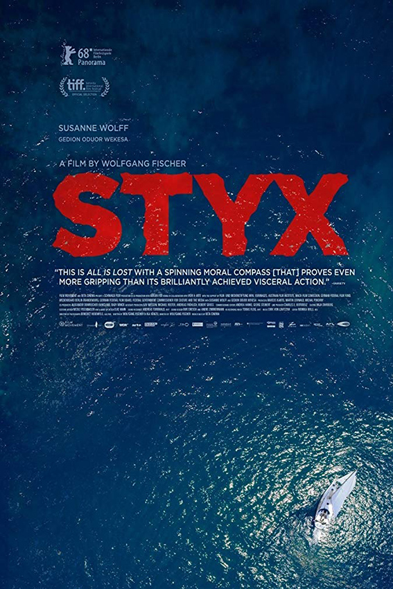 Styx [2019 Austria, Germany Movie] English, Drama