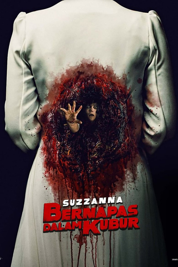 Suzzanna: Bernapas Dalam Kubur [2018 Indonesia Movie] Drama, Horror