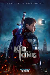 The Kid Who Would Be King [2019 USA Movie] Action, Adventure, Family, Fantasy