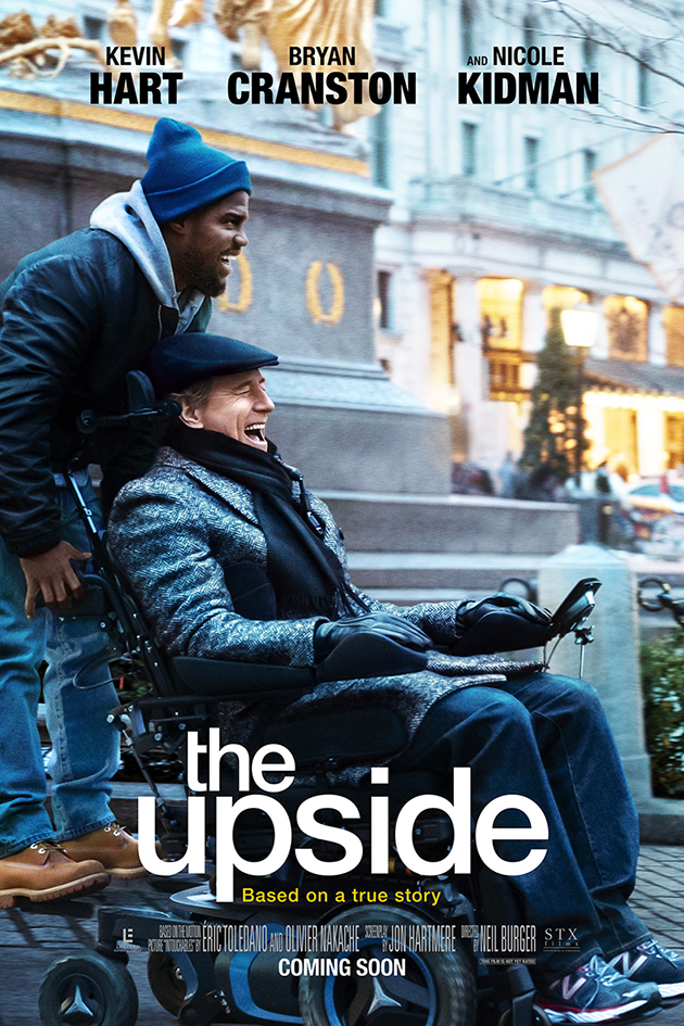 The Upside [2019 USA Movie] Comedy, Drama